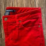 Ralph Lauren Pants & Jumpsuits | Red Ralph Lauren Corduroy Pants | Color: Red | Size: 6