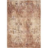 """The Rug Truck - Taza Lavar Red Area Rug (5'3"""" x 7'6"""")   Turkish Area Rug   Living Room Rug   Persian-Style Area Rug"""