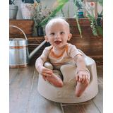 Bumbo Booster Chairs Taupe - Taupe Floor Seat