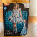 Disney Costumes | Alice In Wonderland Cosplay | Color: Blue | Size: Osg