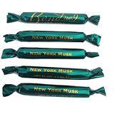 BOND No. 9 NEW YORK MUSK Unisex 1.7 ml Eau de Parfum Vial Spray (Pack of 5)