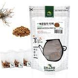 [Medicinal Korean Herb Tea] 100% Natural Roasted Liriope Platyphylla Root Teabag Tea 볶은 맥문동 차 티백 45g (15 teabags)