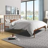 Metal Queen Bed Frame, Bed Frames Queen Size for Bedroom, Queen Bed Frame with Headboard, Antique Copper