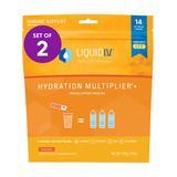 Liquid I.V. Powdered Orange - 14-Ct. Tangerine Liquid I.V. Hydration Multiplier - Set of Two