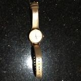 Kate Spade Jewelry | Excellent Condition Like New | Color: Gold | Size: Average Watch Size For Women