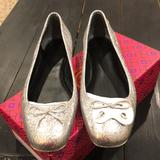 Tory Burch Shoes | Tory Burch Shoes | Color: Silver | Size: 9