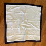 Kate Spade Bedding | Kate Spade Euro Pillow Sham | Color: Blue/White | Size: European Sham