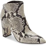 Unno Pointed Toe Bootie - Black - Marc Fisher Boots