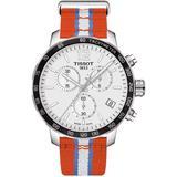 Quickster Chronograph Nba Oklahoma City Thunder Watch - Metallic - Tissot Watches