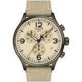 T-sport Xl Chonograph Nylon Strap Watch - Metallic - Tissot Watches