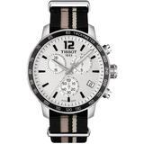 Quickster Nylon Strap Watch - Metallic - Tissot Watches