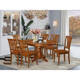 Alcott Hill® Emmaline Butterfly Leaf Rubberwood Dining Set Wood in Brown, Size 30.0 H in | Wayfair 7CFA0E21BFDB46358EDB7F5ACFAC018E