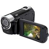 NC Video Camera 16X Digital Zoom LCD Flip Screen Free Rotated Screen