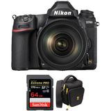 Nikon D780 DSLR Camera with 24-120mm Lens and Accessories Kit 1619