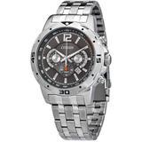 Chronograph Quartz Black Dial Watch -51e - Black - Citizen Watches