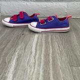 Converse Shoes | Multi Color Velcro Converse | Color: Pink/Purple | Size: 9g