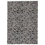 """Fauve Animal Gray/ Black Area Rug (9'6""""X13') - Jaipur Living RUG146381"""