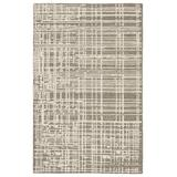 Arlo Handmade Trellis Gray/ Cream Area Rug (2'X3') - Jaipur Living RUG143973