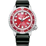 Eco-drive Promaster Red Dial Watch -15x - Red - Citizen Watches