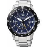Promaster Sky Eco-drive Blue Dial Watch -59l - Blue - Citizen Watches