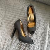 Jessica Simpson Shoes   Black Peep Toe Platform Heels   Color: Black   Size: 8.5