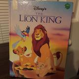 Disney Other | Disney'S The Lion King (Disney Classic Series) | Color: Blue/Yellow | Size: Os