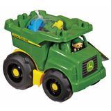 Mega Bloks John Deere Dump Truck - Best Babie DBL30