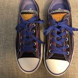 Converse Shoes | Converse Multi Color Womens Sz 5 Junior Sz 7 Women | Color: Blue/Purple | Size: 7