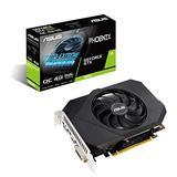 ASUS Phoenix NVIDIA GeForce GTX 1650 OC Edition Gaming Graphics Card (PCIe 3.0, 4GB GDDR6 Memory, HDMI, DisplayPort, DVI-D, Axial-tech Fan Design) (Renewed)
