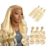 "18""20""22""24"" Hair Bohomian Crochet Box Braids Curly Ends Crochet Braids Synthetic Braiding Hair Extension Hair Bundle Brazilian Hair Braid (golden, 22"")"