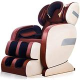 Smart massage chair Zero Gravity Massage Chair, Electric Intelligent Massage Chair Professional Massage and Relax Chair, 3D Surround Sound Massage Chair Full Body and Recliner with Heat Vibrating Foot