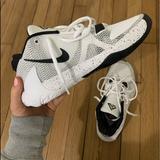 Nike Shoes | Nike Zoom Freak 1 - (Mens 6, Females 7.5) | Color: Black/White | Size: 6