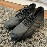 Adidas Other | Adidas Predator Soccer Cleats | Color: Black | Size: Size 4 Boys