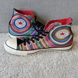 Converse Shoes   Converse X Scott Pratt High Tops (Women'S Sz 9.5)   Color: Blue/Pink   Size: 9.5