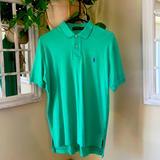 Polo By Ralph Lauren Shirts | Mens Green Ralph Lauren Polo | Color: Green | Size: S