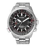 Citizen Promaster World Time Black Dial Men's Watch CB0140-58E