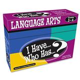Teacher Created Resources Grade 3-4 I Have Language Arts Game