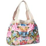 LeSportsac Small Reversible Beach Tote,Belizebch,One Size