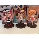 Zpzzy One Piece Perona Koala Charlotte Pudding Anime/Manga Character Statue Set (Including 3 Styles) Q Version Cute Model Figure Suitable for Gifts/Collectibles