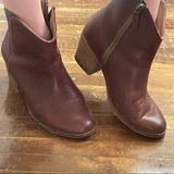 Madewell Shoes | Madewell Kookaburra Size 7 Cowboy Boots | Color: Brown | Size: 7