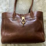 Dooney & Bourke Bags   Dooney & Bourke Amelie Shoulder Bag (Lg Chestnut)   Color: Brown   Size: Os