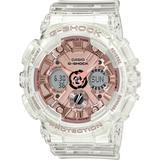 S-series Ana Digi Clear Shock Resistant Watch - Metallic - G-Shock Watches
