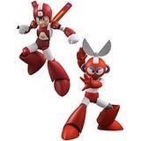 Sentinel Super Mega Man & Cut Man Action Figure