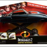 Disney Toys | Disney The Incredibles 2 Jumping Incredible Car | Color: Black/Red | Size: Osb