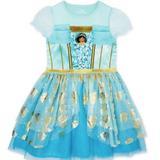 Disney Costumes | Nwt Disney Jasmine Tutu Dress Costume 3t 3 Cosplay | Color: Blue/Gold | Size: 3t