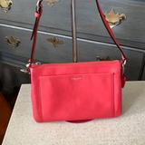 Coach Bags   Coach Leather Crossbody Bag   Color: Red   Size: Os