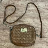 Michael Kors Bags   Michael Kors Woven Small Purse With Chain Strap   Color: Brown   Size: Os