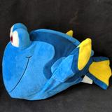 Disney Toys | Disney Pixar Finding Nemo Plush Stuffed Dory | Color: Red | Size: See Ruler, Not Included In Purchase