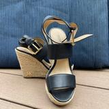 Michael Kors Shoes | Michael Kors Chic And Comfy Wedges | Color: Black | Size: 6