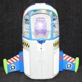 Disney Toys | Disney Toy Story Buzz Lightyear Spaceshiptalking | Color: Blue/White | Size: Osb